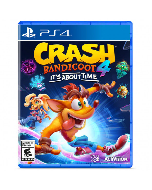 ACTIVISION PS4 CRASH BANDICOOT 4 ITS ABOUT TIME