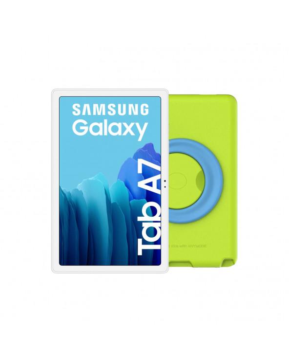 """002069197 SAMSUNG TABLET GALAXY TAB A7 10.4"""" 3GB/32GB F-SMT500NZS-05 + KIDS COVER"""