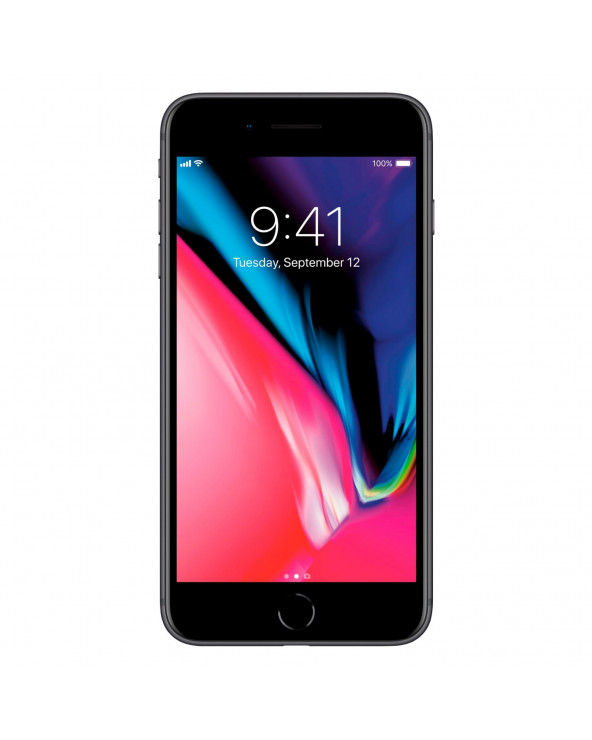 IPHONE 8 PLUS 64GB A1864 BLACK REFURBISHED