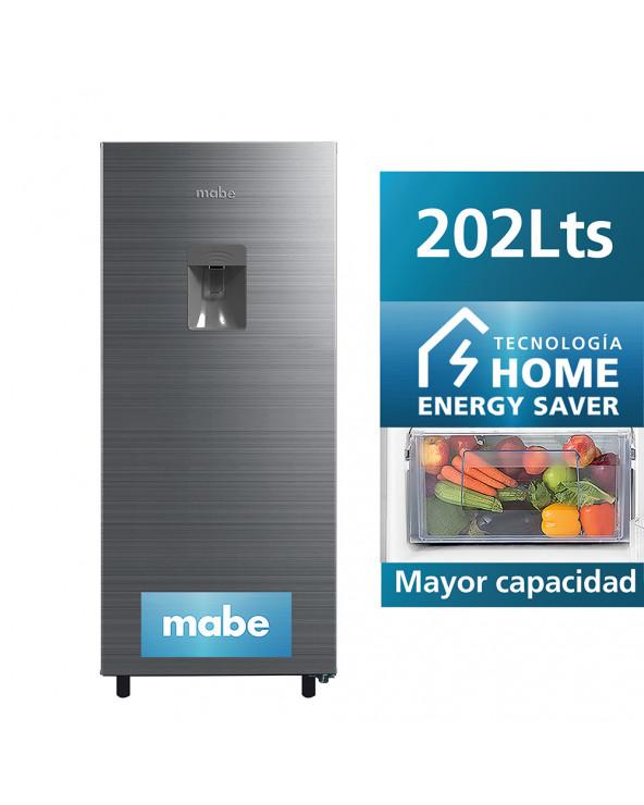 MABE REFRIGERADORA 202 L. RMU202PXPRS0