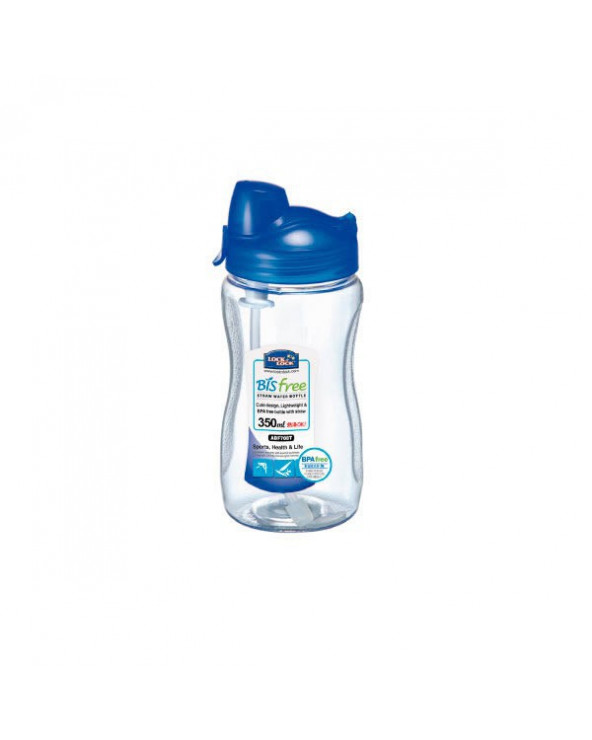 Lock & Lock botella ABF708T Dep. Bisfree 350ml 08248-1