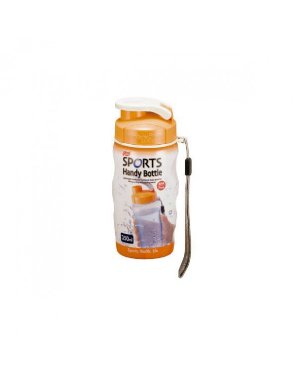 Lock & Lock botella Color Sports HPP726R 350ml naranja 08226-2