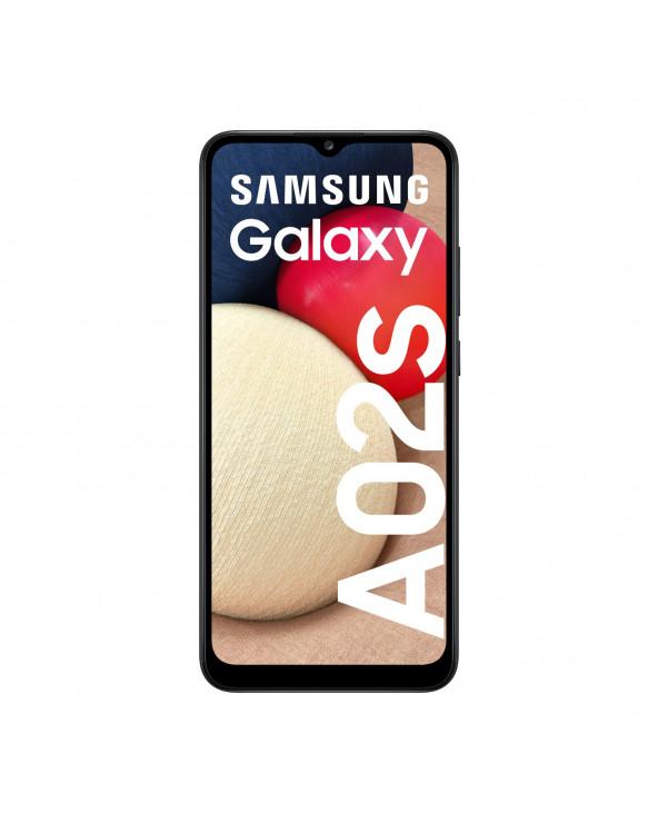 "SAMSUNG GALAXY A02S BLACK 6.5"" 3+32GB 13+2+2+5MP 5000MAH SM-A025MZKGLTP"