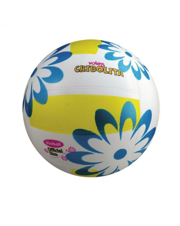 Viniball Pelota Deportiva Voley Chibolita Flores 012536