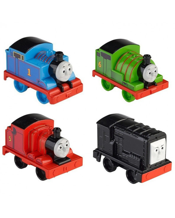 Fisher Price Surtido de Locomotoras Thomas y sus Amigos W2190
