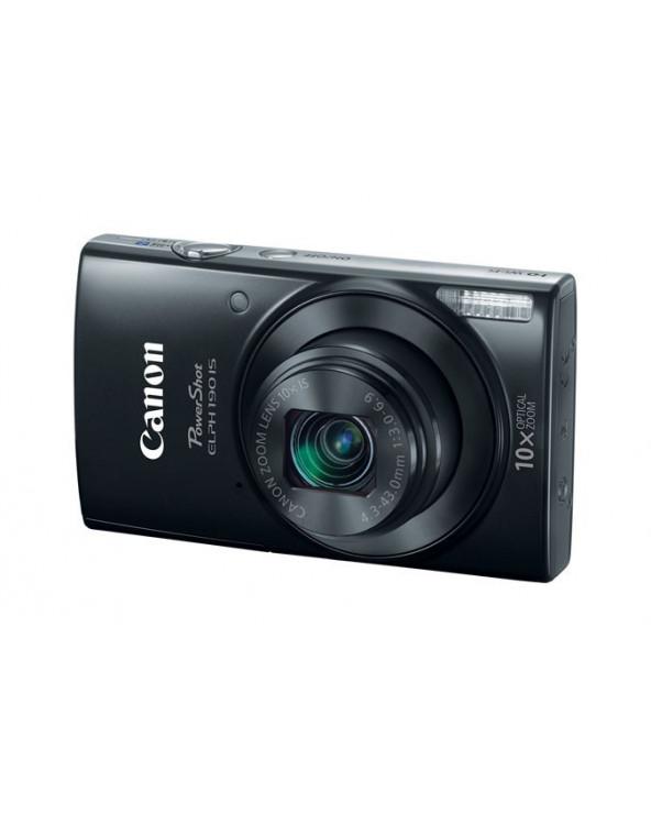 Canon Cámara Powershot ELPH 190 20MPX 10x Negro