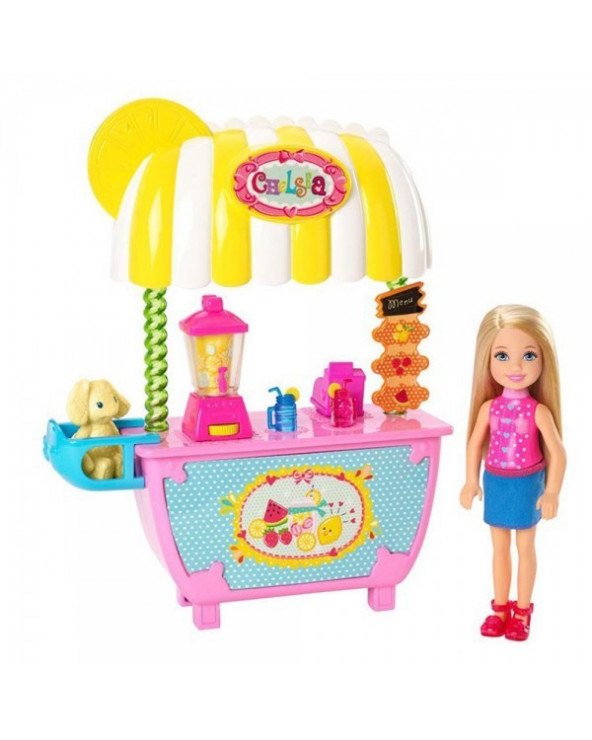 Barbie Set de Limonada Chelsea