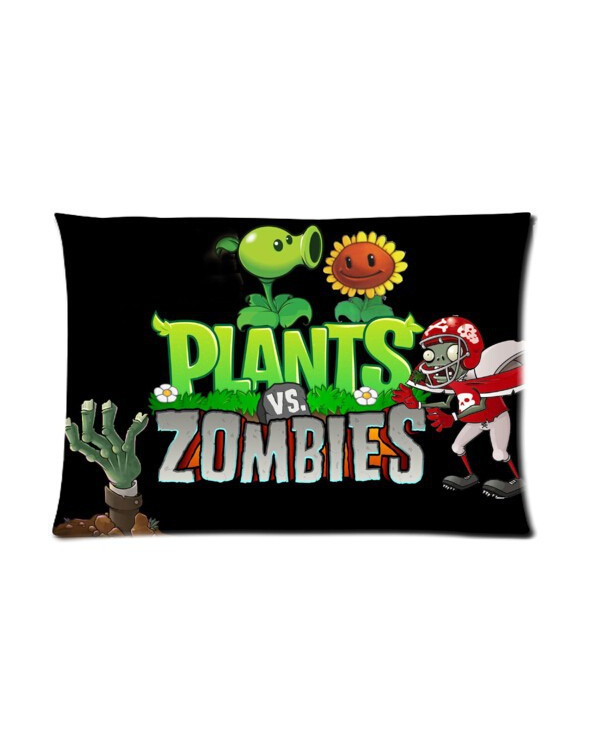 Plants vs Zombies Almohada 45 x 65cm