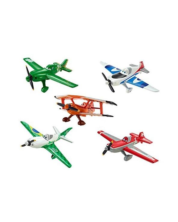 Disney Colección Aviones Figuras Surtidas X9459