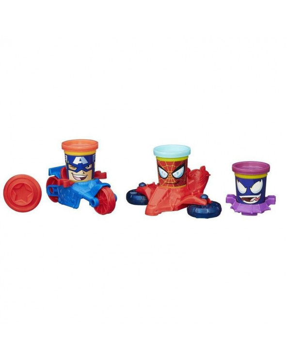 Play Doh Marvel Avengers Pack B0606