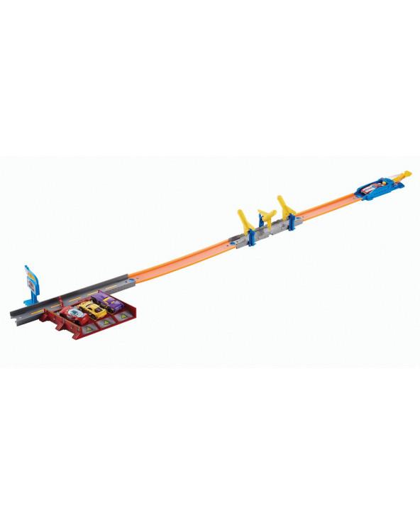 Hot Wheels Track Builder Surtido Conjuntos Básico BGX66