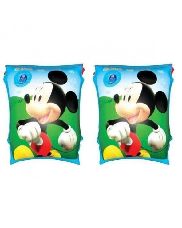 Bestway Flotador Brazos Club Mickey Mouse 91002