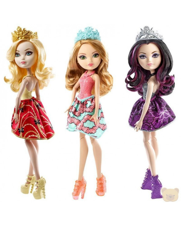 Ever After High Muñecas Básicas DLB34