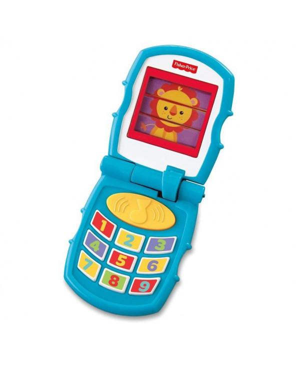 Fisher Price Teléfono Sonidos Divertidos Y6979