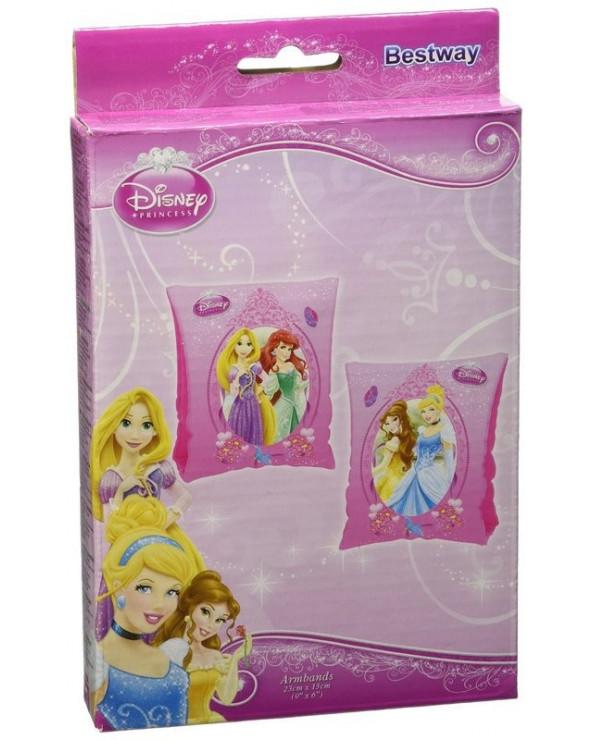 Bestway Flotador Brazos Princesas Disney 91041