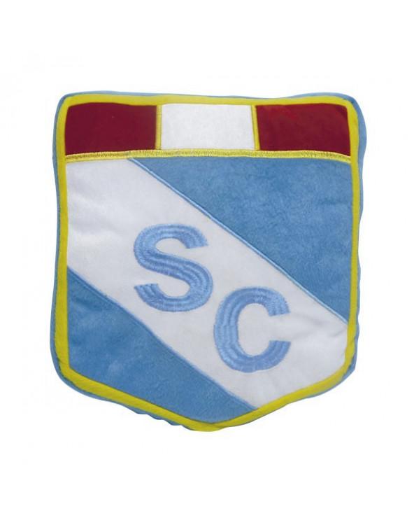 GA cojín escudo Cristal