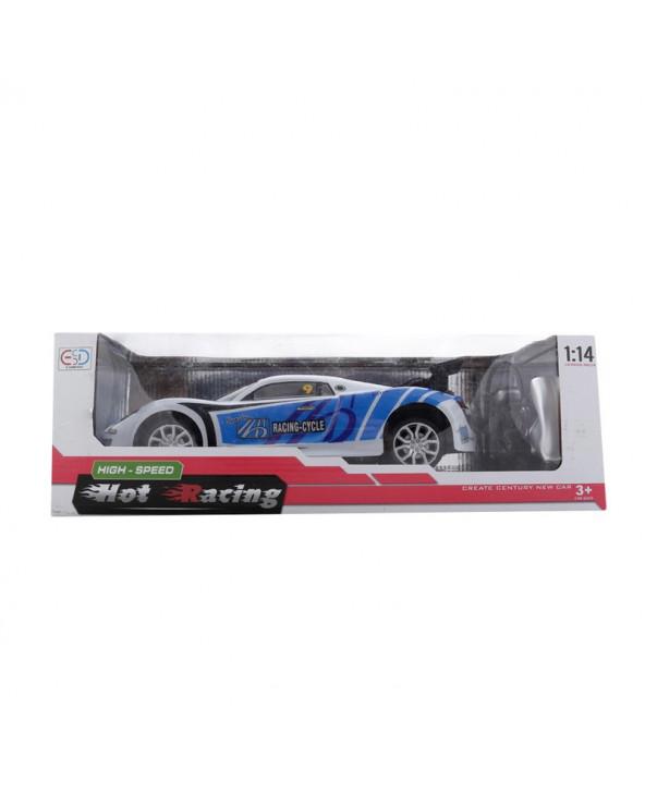 Ocie Carro Speeding A...