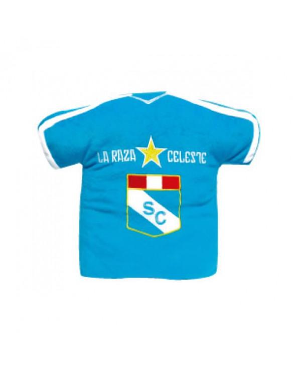 GA cojín camiseta Cristal