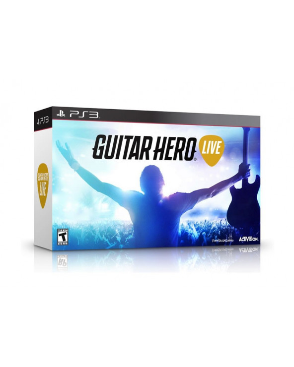 Activision Juego PS3 Guitar Hero Live 5