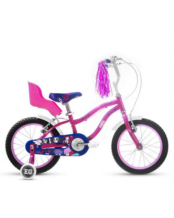Equestria Girls bicicleta fucsia BN1650FUC