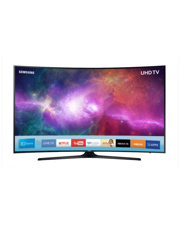 "Samsung LED 65"" UHD Curvo Smart UN65KU6300 . ."