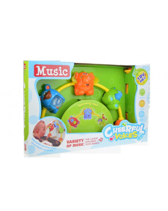 Ocie music baby rattle OTE0630689