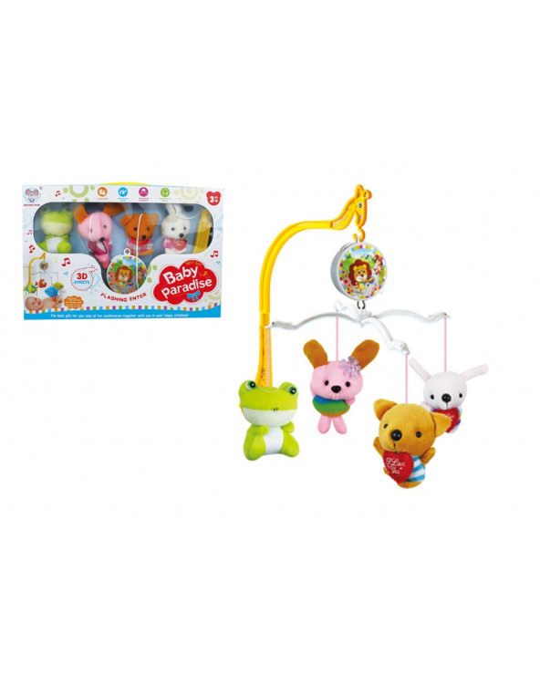 Ocie toys movil musical bebe OTE0629982