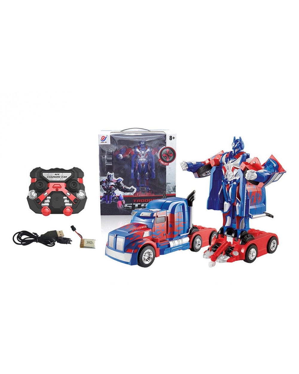 Ocie toys carro control remoto OTC0868728