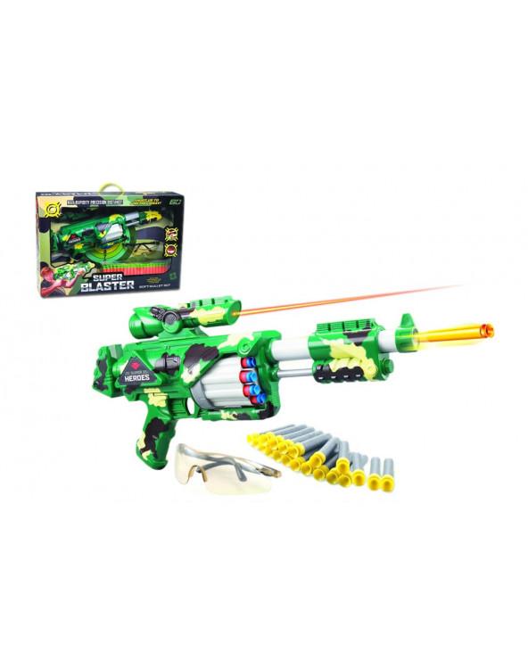 Ocie pistola con  municiones de suave impacto OTG0868264