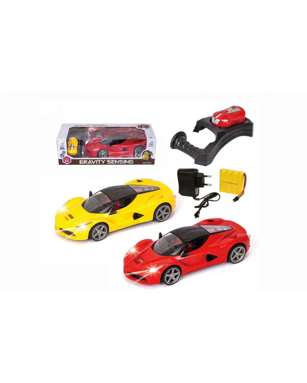 Ocie jt toys carro control remoto OTC0868273