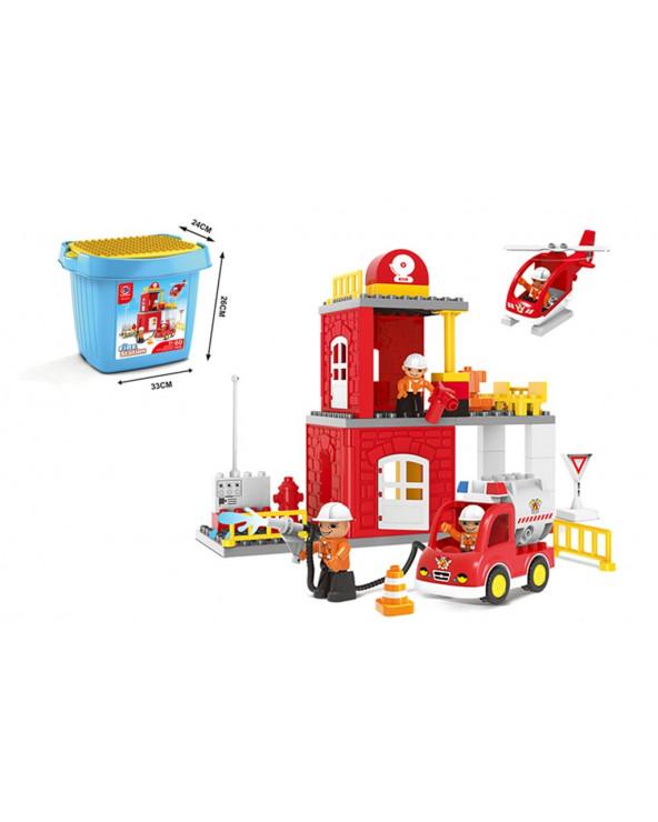 Ocie blocks bloques armables estacion de bomberos OTG0871524