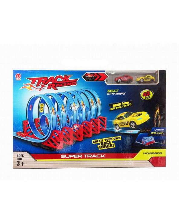tengleader track racing 42 piezas OTB0557202