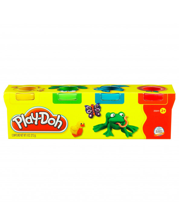 Play Doh Mini 4 Pack 23241