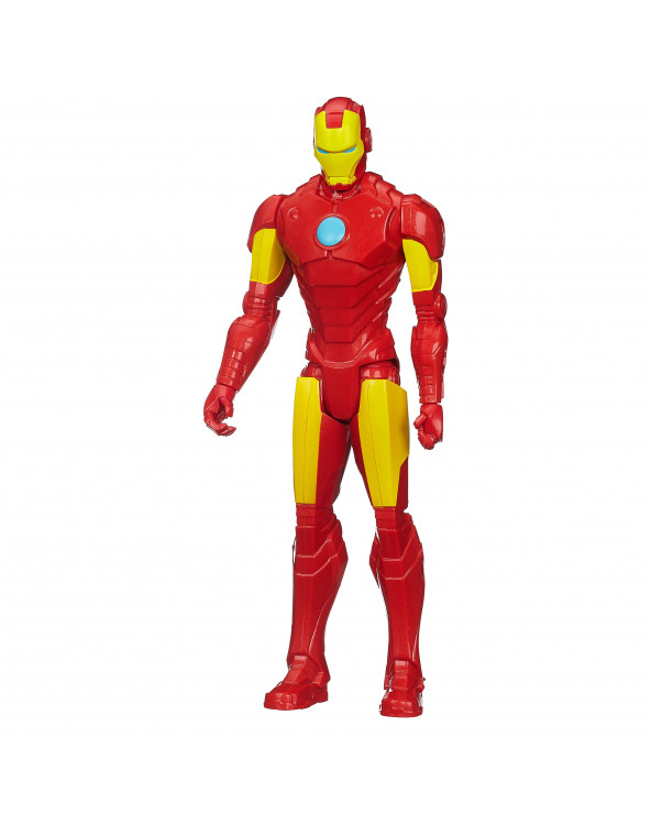 Marvel Avengers Titan Hero Iron Man Solid B1667