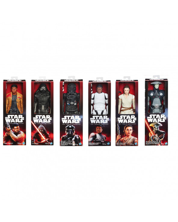 Star Wars SW E7 Hero Siries Figures B3908