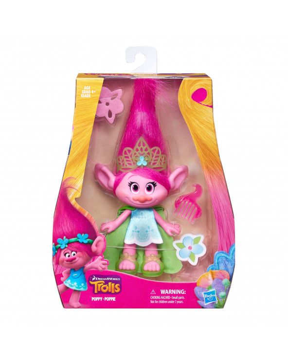 Trolls single Doll B6561. Surtido de personajes