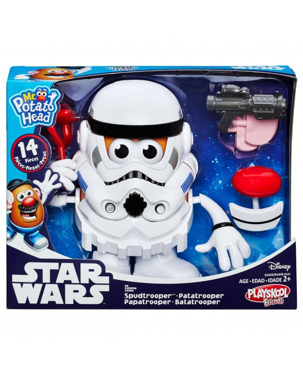Playskoll Cara de Papa Star Wars B1658. Surtido de juguetes