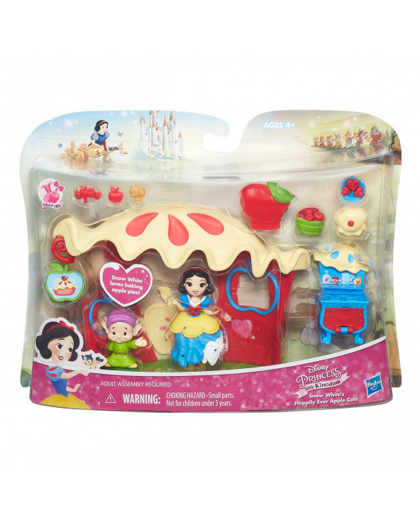 Princesas All Doll Playset B5344. Surtido de muñecas