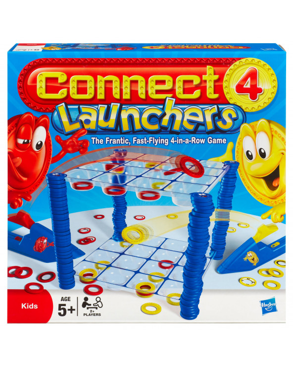 Hasbro Connect 4 Lanzadores