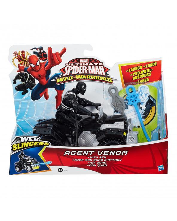 Spiderman Web Slingers Racers B0569