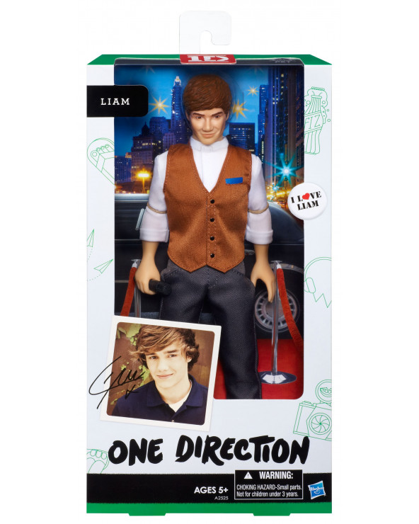 "One Direction 12"" Liam Doll A2525"