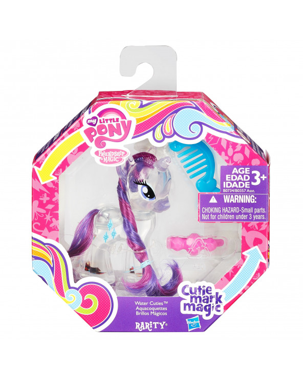 My Little Pony cutie mark magic water cuties B0357