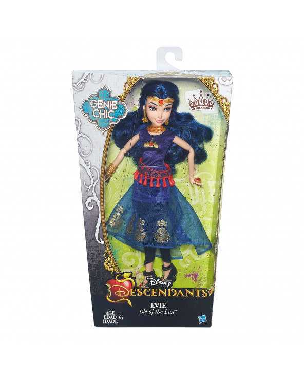 Descendants Villain Descendants Genie Chic B5737. Surtido de muñecas