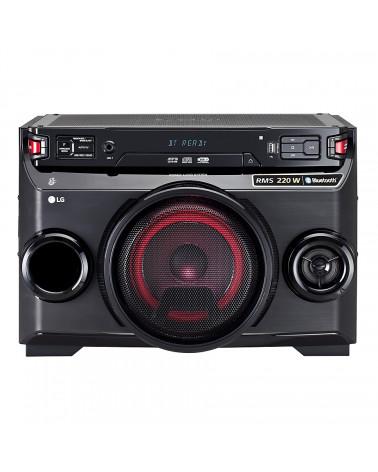 LG equipo de sonido OM4560 - 220W . .
