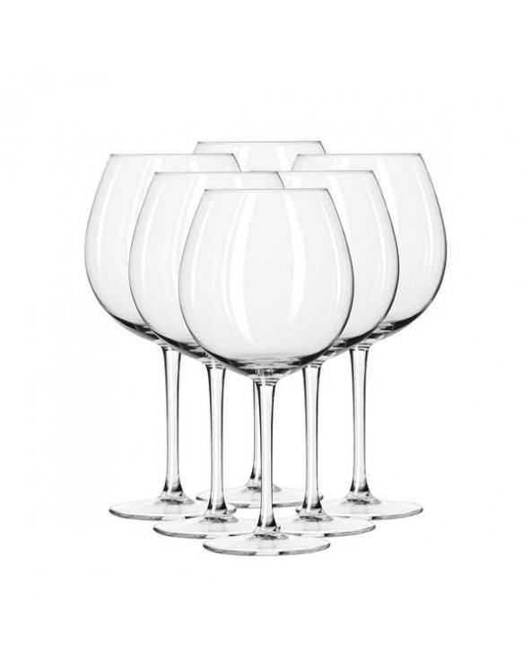 Libbey Juego de 6 Copas Vino Blanco Arbor CR03011. 414 ml