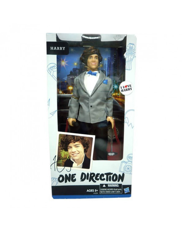 One Direction 12 Harry Doll A2524
