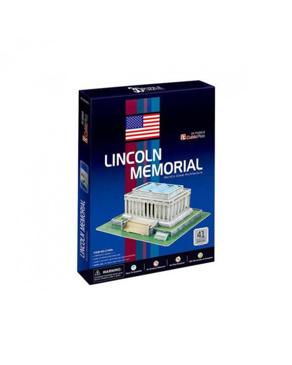 Shantou Cubic Lincoln Memorial C104H