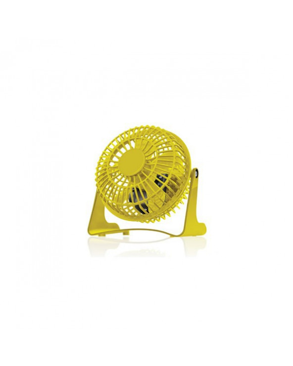 Air Monster ventilador personal 15719. Amarillo