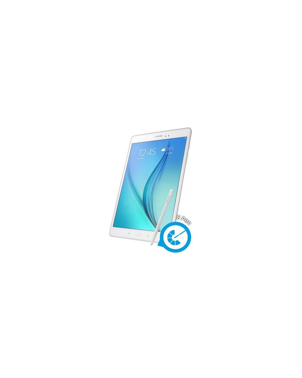 Samsung Tablet A Pantalla 8 Pulgadas, Color Blanco