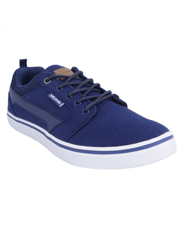 XTRMZ Zapatillas 172 Caña Baja Azul